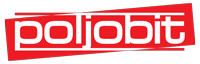 Poljobit logo footer